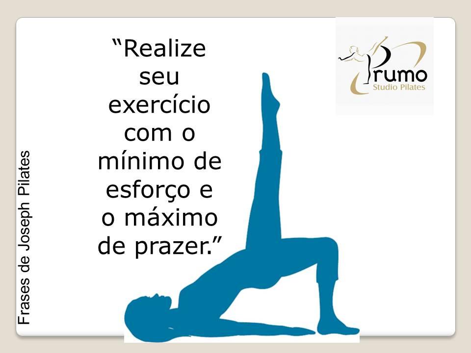 Frases De Pilates Prumo Pilates